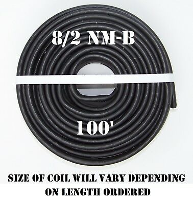82 Nm-b X 100 Southwire Romex Electrical Cable
