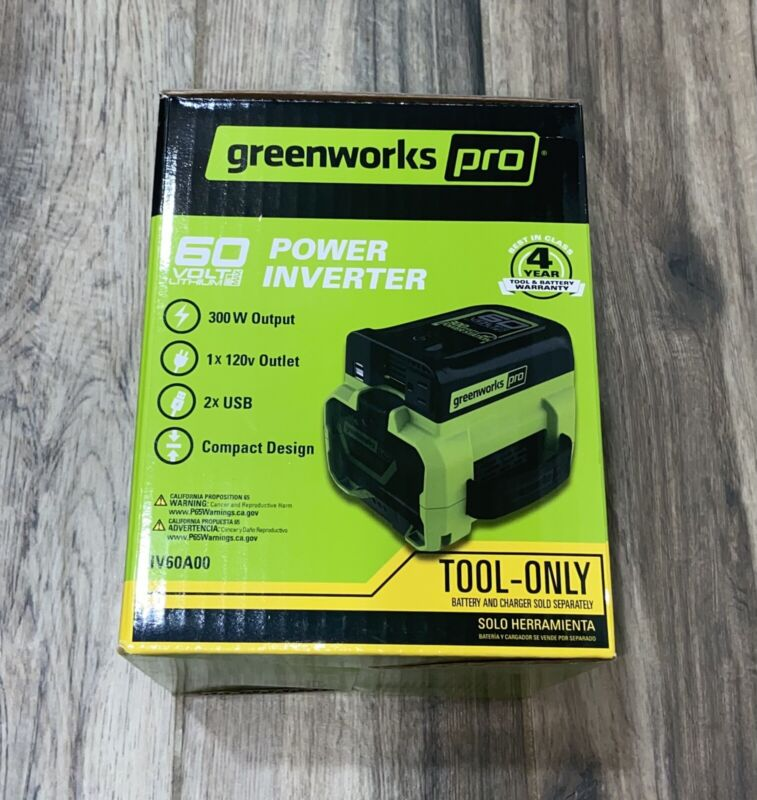 Greenworks Pro Power Inverter (tool only)