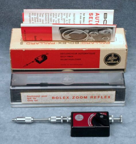 BOLEX SELF TIMER FOR BOTH MOVIE AND STILL USE - NEW IN BOX?, FREE USA SHIP (#1)