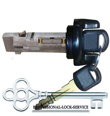 Chevy GMC C/K Pickup 98-00 Ignition Switch Lock Cylinder Tumbler Barrel 2 Key