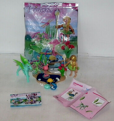Playmobil 5352 Fairy Summerwind & Baby Pegasus 100% complete with original bag