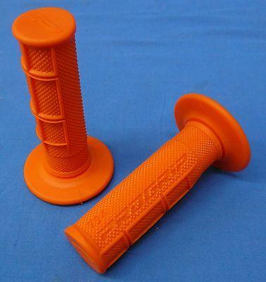 Suzuki Quadsport Orange Twist Grips Made Italy Engine Motor Cylinder