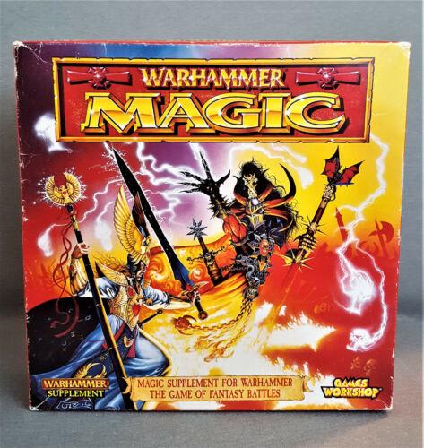 Warhammer Magic Supplement Game Workshop Fantasy Battles
