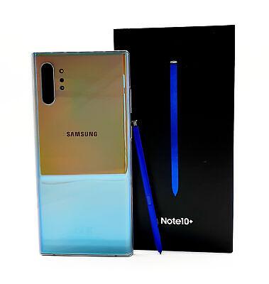 Galaxy Note 10+ Plus Dual Sim (6,8 Zoll) 256 GB aura glow - NEU