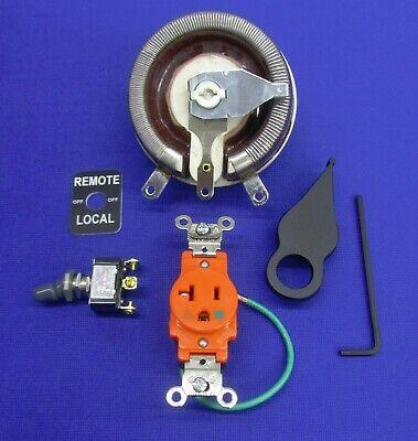 Ohmite Remote Kit Rheostat M5090c Fits Lincoln Sa 200 Classic I Ii Iii 3d 300d