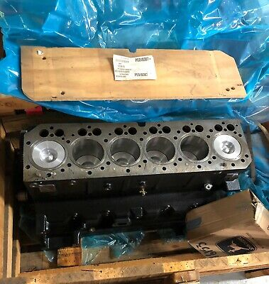 John Deere 6068t Short Block 6.8l Diesel Re516153 700h700j750b750c New In Box