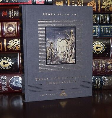 Tales of Mystery & Imagination by Edgar Poe Illustrated Rackham Deluxe Hardcover