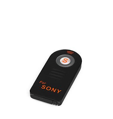 IR Fernbedienung Infrarot Auslöser Remote Control für Sony Alpha Fernauslöser N