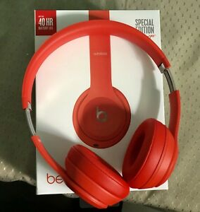 Beats solo 3 headphones (Used)
