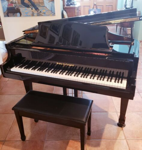 """Kohler and Campbell piano """"Butterfly Grand"""" made in USA"""