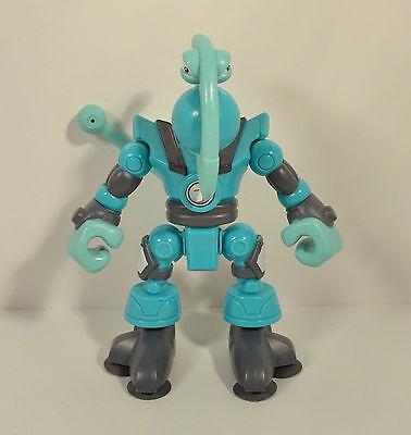 "2006 Yuri Uranus 6.5"" Fisher-Price Action Figure #7 Planet Heroes"
