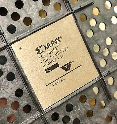 Xilinx Xcv1600e-8fg680c Ic Fpga 512 Io 680fbga New