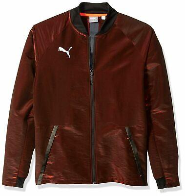 $120 MSRP PUMA Men's ftblNXT Pro Jacket Red Blast Size Large L 656121-01 $120