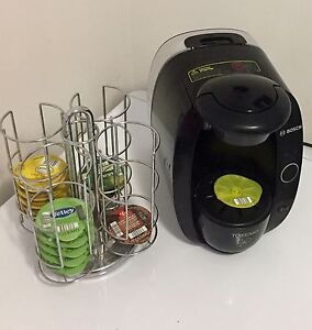 Tassimo with carousel