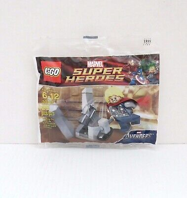 Lego #30163 Marvel Super Heroes THOR NIP Polybag