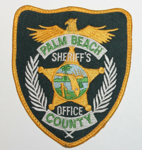 PALM BEACH COUNTY SHERIFF