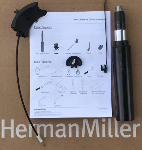 Herman miller Aeron chair Pneumatic Cylinder New OEM Parts # 1B65LR