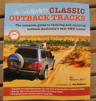 VIC WIDMANS CLASSIC OUTBACK TRACKS 4WD tracks aust 270 pages Bellbowrie Brisbane North West Preview