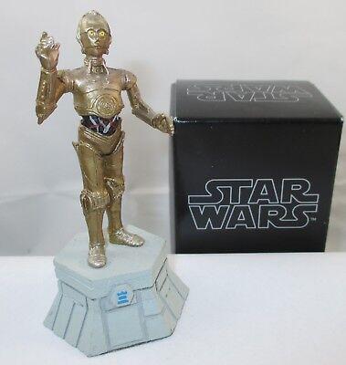 """De Agostini - """"Star Wars Schach""""  Sammler Figur 05 - C-3PO > NEU"""