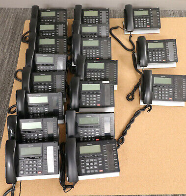 Toshiba Ip5132-sd 20-button Backlit Display Ip Business Office Phones