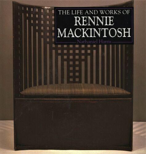 Rennie Mackintosh Life Works - Arts & Crafts Furniture Decorative Arts / Book