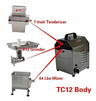 Hakka Multi-functional Meat Processing Machines Meat Mixer Tc12-737-44