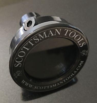 Scottsman Tungsten Sharpener W Grinder Attachment