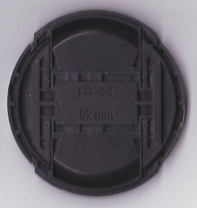 NIKON FIT LENS CAP FRONT SNAP ON 52MM - 77MM High Quality Melbourne