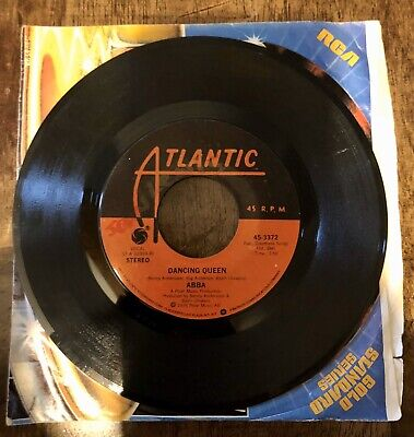 Abba Thats Me/Dancing Queen Record 45rpm
