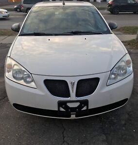 2008 PONTIAC G6 Great Condition