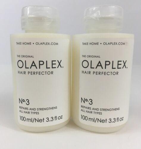 2 Packs Olaplex Hair Perfector No 3 Repairing Treatment n(new, sealed)
