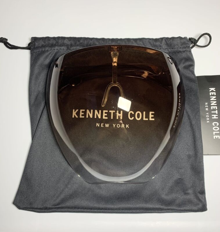 Kenneth Cole Goggle-Style Face Shield - 180° Safety Coverage Design Visor