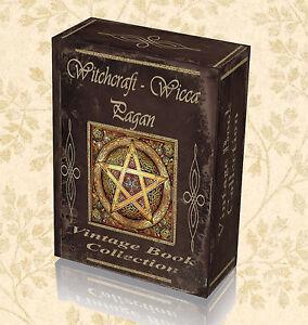 Ancient Black White Magic Rituals Spells - 250 Rare Witchcraft Books on DVD 294