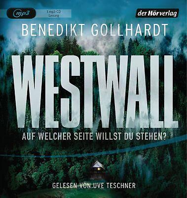 Benedikt Gollhardt - Westwall: Thriller