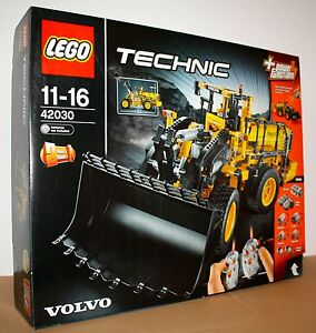 lego technic 42030 volvo l350f radlader neu ovp ebay. Black Bedroom Furniture Sets. Home Design Ideas