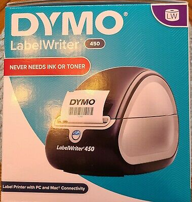 Therma Dymo Labelwriter 450 - New In Box - Free Shipping