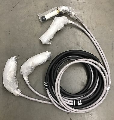 Claymount Varian Ca1 Ca1ra High Voltage Federal Standard Connector X-ray Cable