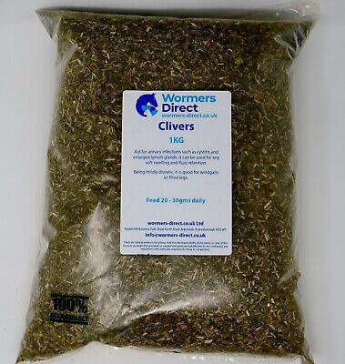 CLIVERS EQUINE HERB 1KG SUPPLEMENT FOR HORSES