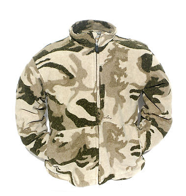 Cabelas Silent Windshear Windproof   Waterproof Outfitter Camo Hunting Jacket