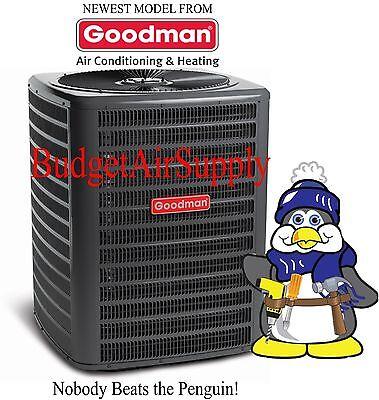 Goodman 3 Ton 16 Seer  HEAT PUMP-A/C Split Condenser Scratch
