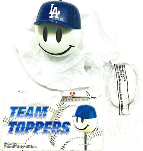 MLB Los Angeles Dodgers-Antenna Topper- Mirror Dangler-Free Shipping