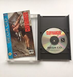 Sega CD Game Cliffhanger