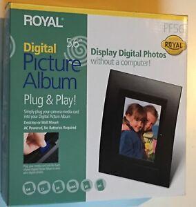 New in box - digital photo frame