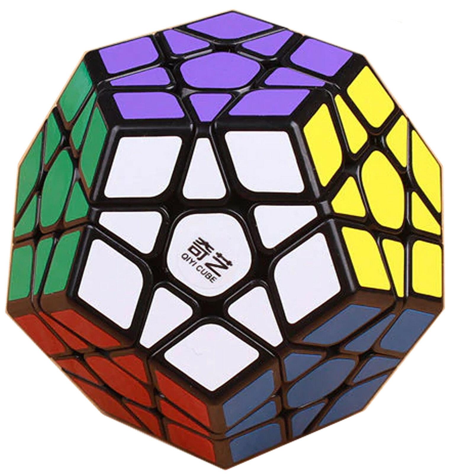 12 Sided QiYi Megaminx QiHeng Speed Cube Magic Twist 3D Puzz