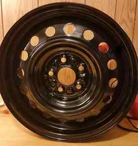 Rims (X4)  15 Inch 5 Lug Steel Rim/15x6.5 5-114.3 Steel Wheel