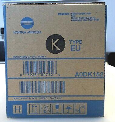Konica Minolta A0DK152 Toner für 4600 Serie Schwarz