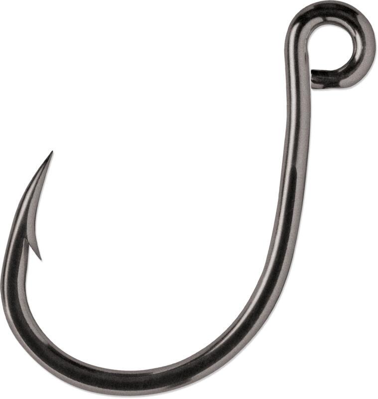VMC InLine Single Hook 4X Saltwater Lure Fishing Heavy Duty Replacement Hook
