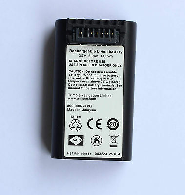 Brand New Nivo 2m2c Li-ion 3.7v 5000mah Battery For Nikon Total Station