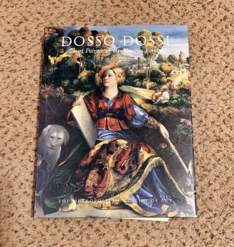 Peter Art Humfrey / Dosso Dossi Court Painter In Renaissance Ferrara 1st Ed 1998 - $48.50
