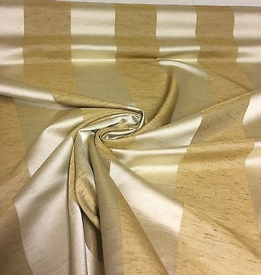 BEAUTIFUL FAUX SILK TAFFETA FABRIC 7 METRES